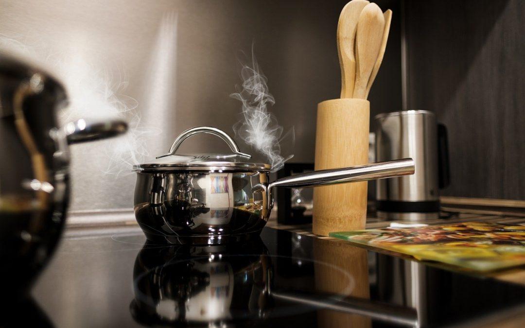 Quelques mots sur la cuisson à l'induction pour les recettes savoureux